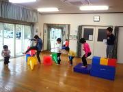 にんじゃとも影の運動遊び教室 2月開催