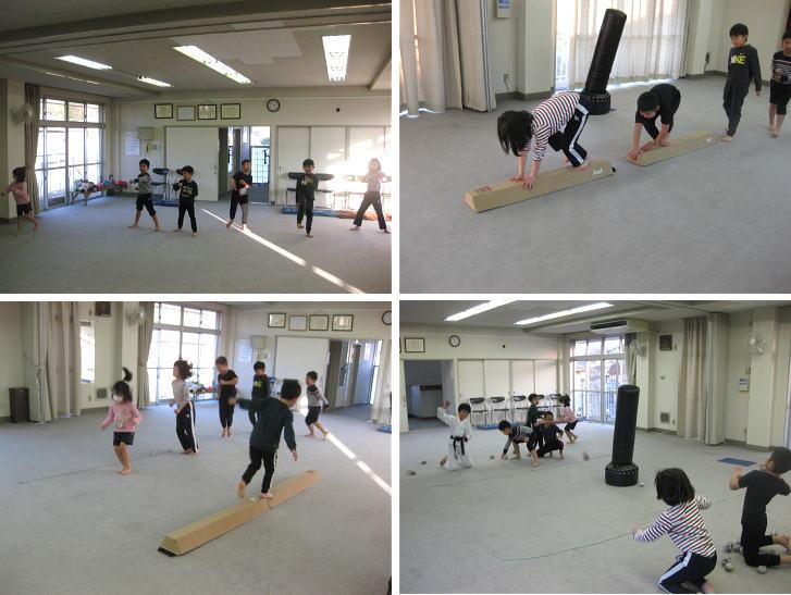 深川空手教室2018-1-18①