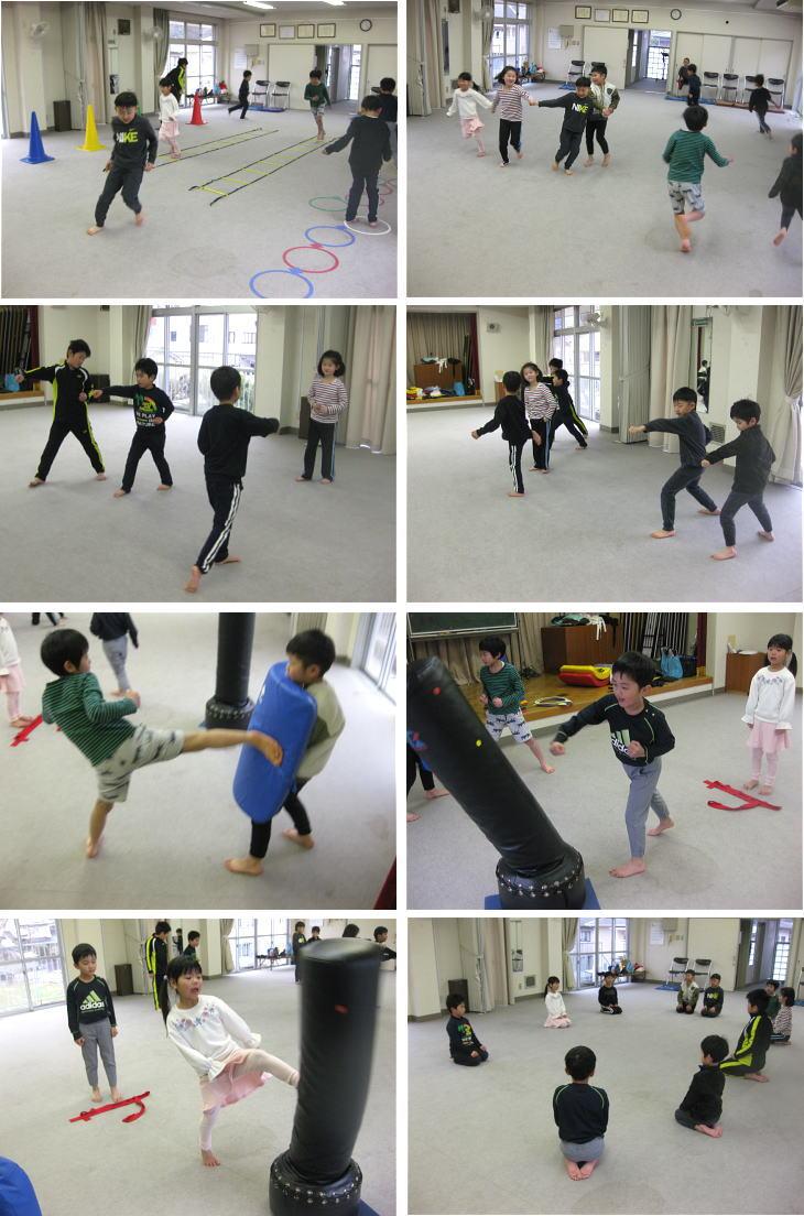 深川空手教室 2019-2-15①