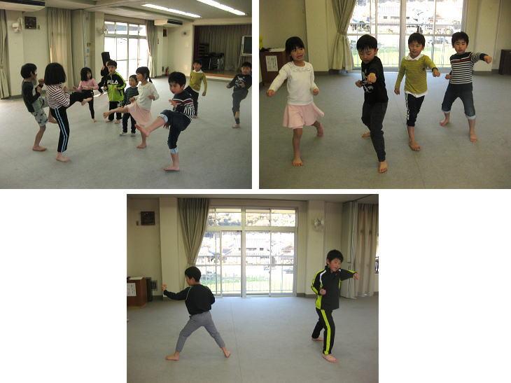深川空手教室 2019-3-8①