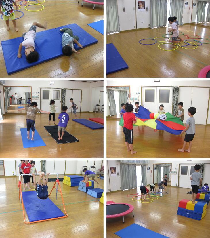 運動カラテあそび教室 幼児