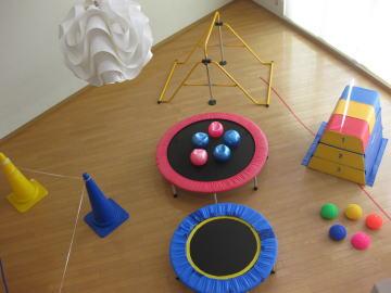 運動遊び 児童福祉施設