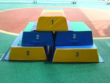 体操教室 とび箱