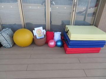 児童養護施設 運動遊び教室 鬼ごっこ