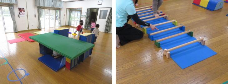にんじゃとも影の運動遊び教室 体操 矢口が丘 安佐北区 幼児