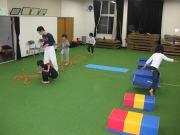 三田空手教室 トレーニングの様子