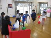 3月にんじゃとも影の運動遊び教室 小学生クラス