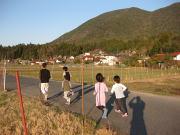 三田空手教室 青空ランニング