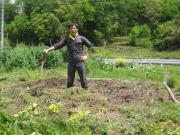 子育て 土台作り 野菜作りに学ぶ
