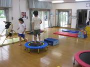 にんじゃとも影の運動遊び教室 6月開催