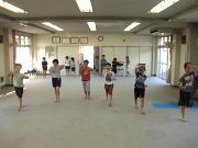 深川空手教室 稽古 トレーニング