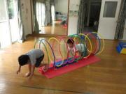 にんじゃ遊び教室 広島市 安佐北区 幼児クラス
