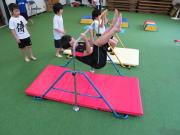 安佐北区 三田 空手教室 トレーニング