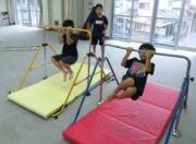 安佐北区深川 空手教室 幼児 児童