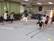 小学生 空手教室 広島市安佐北区 落合学区