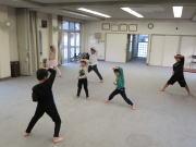 安佐北区 深川 空手教室 小学生クラス 幼児クラス