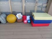 児童養護施設 運動遊び教室 小学生 幼児