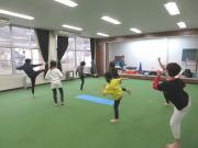 三田 安佐北区 白木 空手教室