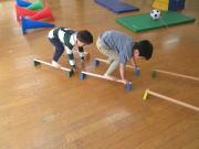 安佐北区 矢口が丘 口田 月1回 運動遊び 教室 小学生