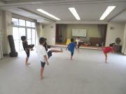 安佐北区 深川 高陽 空手 教室