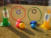 保育園 体操教室 ボールあそび2019-1-23アイキャッチ
