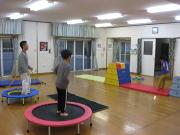 矢口が丘空手教室 サーキットトレーニング