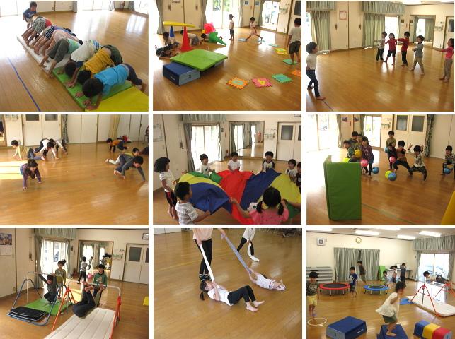 子供運動カラテあそび教室です!