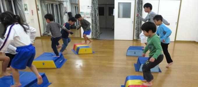 空手 基礎体力 身体操作能力 体力アップ